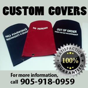 Ter-Can makes Custom Parking covers